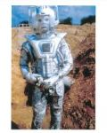 Mark Hardy (Doctor Who Cyberman) - Genuine Signed Autograph 7381